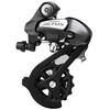 Shimano Altus RD-M310 Derailleur 7/8-speed middellang zwart